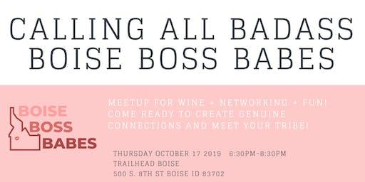 Boise Boss Babes Meetup