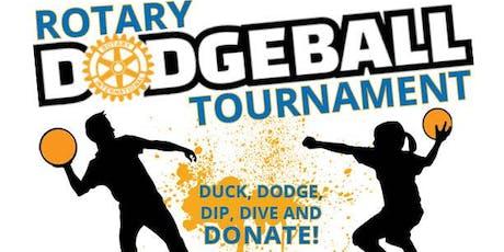 Dodgeball Tournament November 2, 2019 tickets