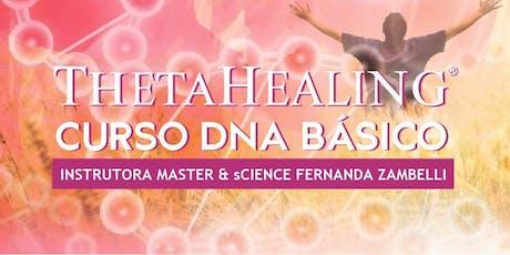 Curso ThetaHealing® DNA Básico - Batatais ingressos