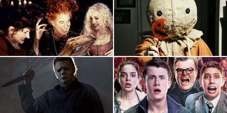 Halloween Movie Nights tickets