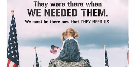 Veterans Job Readiness & Hiring Fair tickets