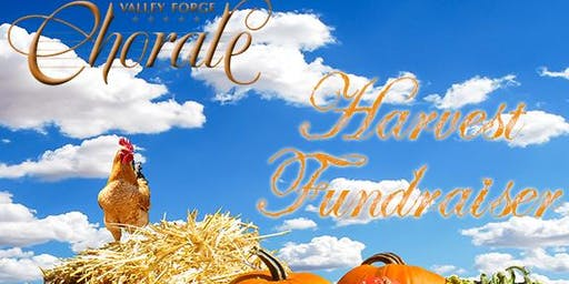 Valley Forge Chorale Fall Harvest Fundraiser Concert