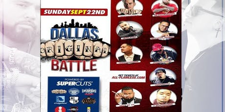 Dallas Barber Battle tickets