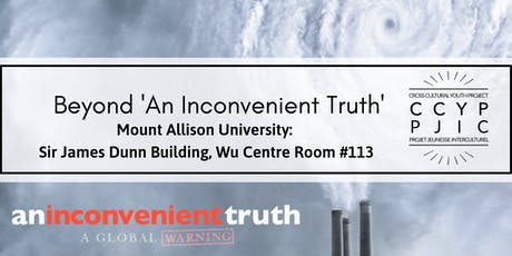 Beyond 'An Inconvenient Truth' tickets