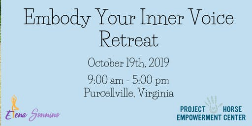 Embody Your Inner Voice Retreat