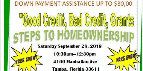 Up to 30k Down Payment Assistance Homeownership