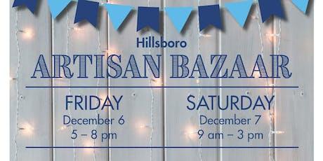 Hillsboro Artisan Bazaar tickets