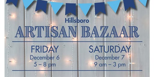 Hillsboro Artisan Bazaar