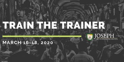 2020 TRAIN THE TRAINER SESSION