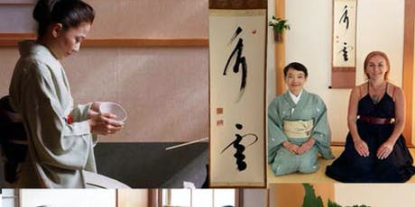 Zen House Autumn Japanese Tea Ceremony tickets
