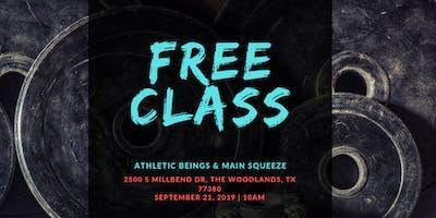 Free Fitness Class!
