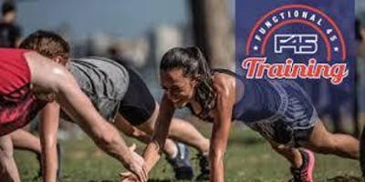 F45 Midtown Bootcamp and Happy Hour!