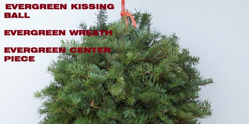 Holiday Evergreen Fundraiser