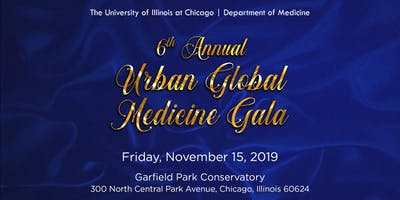 Urban Global Medicine Gala 6th Annual