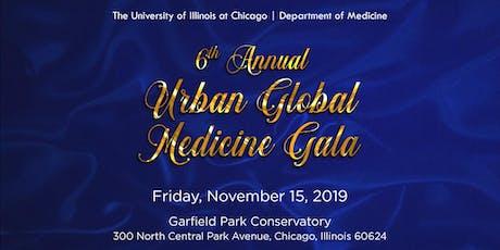Urban Global Medicine Gala 6th Annual tickets