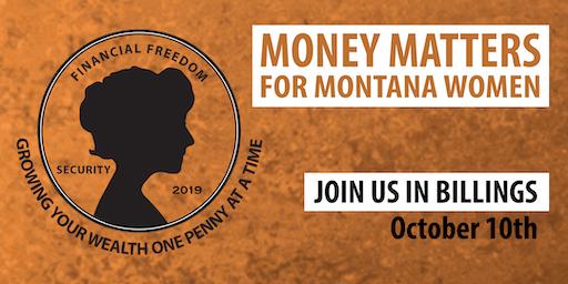 Billings--Money Matters for Montana Women