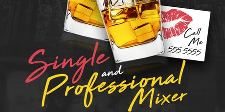 Single and Professional Mixer tickets