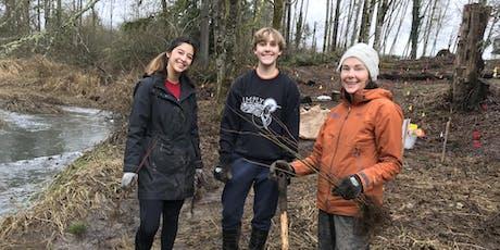 Steigerwald Lake National Wildlife Refuge Volunteer Planting- November 23rd tickets