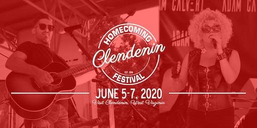 Clendenin Homecoming Festival 2020 (Food Vendors)
