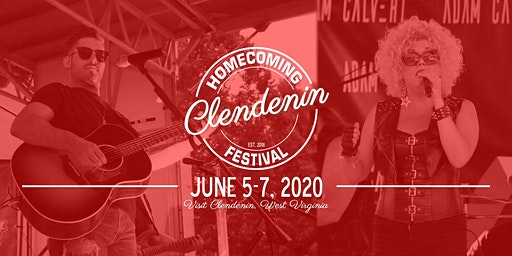Clendenin Homecoming Festival 2020 (Food Vendors)