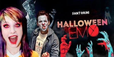 Halloween Emo em Santos!  ingressos
