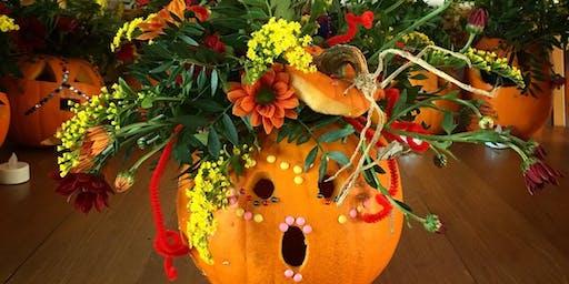 Pumpkin Heads Children's workshop