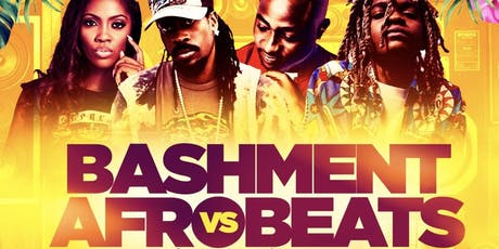 Bashment vs Afrobeats Party tickets