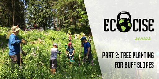 Ecocise! Part II: Tree Planting for Buff Slopes