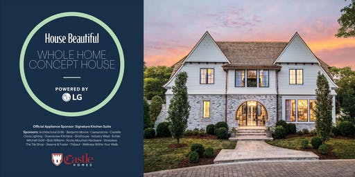 House Beautiful Whole Home Concept House benefiting the Nashville Symphony