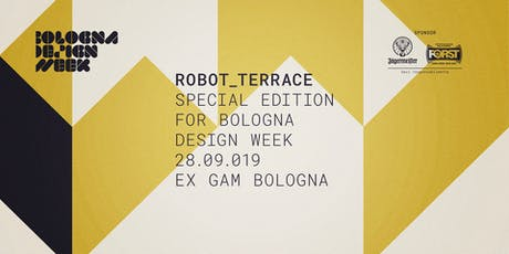 TERRACE  Special Edition for Bologna Design Week biglietti
