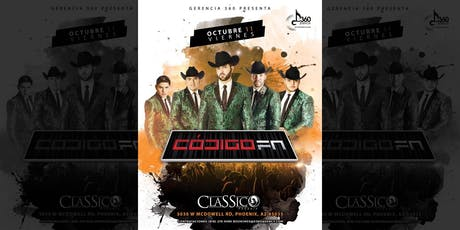 Código FN | Phoenix, AZ tickets