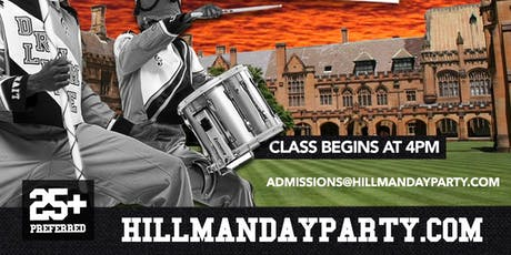 Hillman Day Party tickets