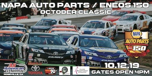 NAPA AUTO PARTS / ENEOS 150 October Classic