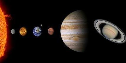 Celestial Highlights and Gustav Holst: The Planets