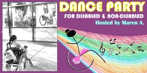 Maren's Dance Party