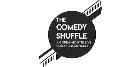 The Comedy Shuffle (by Capital Laughs) tickets