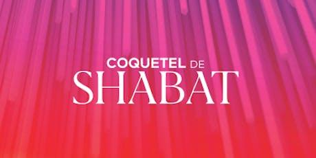 Coquetel de Shabat   Dezembro de 2019   SP ingressos
