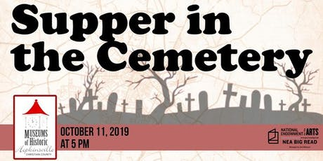 Supper in the Cemetery tickets