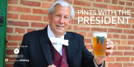 Pints with the President tickets