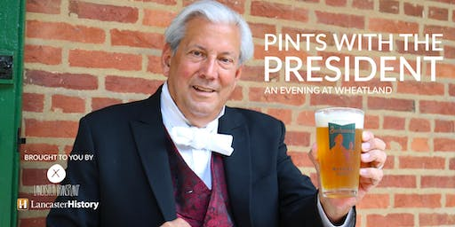 Pints with the President