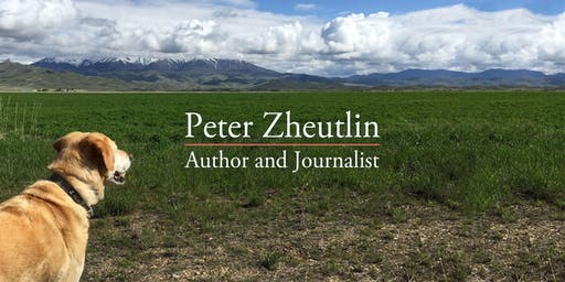 """The Dog Went Over the Mountain"" A book event & signing with Peter Zheutlin"