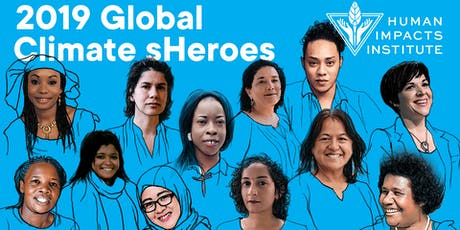 Global Climate sHeroes tickets