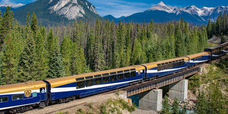 Rocky Mountaineer Information Session tickets