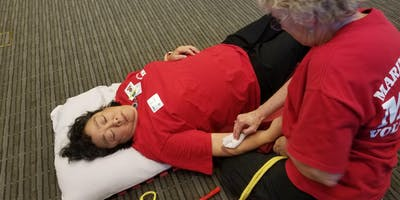 Marin County First Aid for Disaster Response (FADR) Training