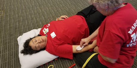 Marin County First Aid for Disaster Response (FADR) Training tickets