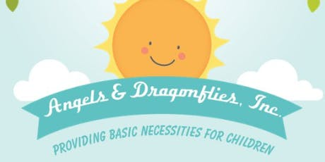 Angels and Dragonflies Children's Charity Meet and greet card exchange tickets