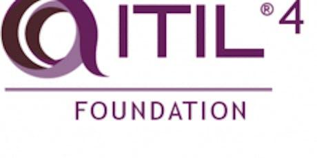ITIL v4 tickets