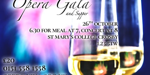Opera Viva Gala with Supper