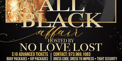 All Black Affair