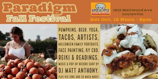 Paradigm Fall Festival